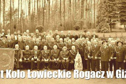 """Jubileusz 70-cio lecia Koła Łowieckiego """"Rogacz"""" 01.10.2016"""